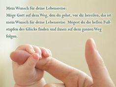 Die Schönsten Sprüche Zur Geburt: Mein Wunsch Für Deine Lebensreise