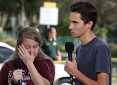 Pro-Trump Media Attacks Florida School Shooting Survivors—Laredo Morning Times: As survivors of the Marjory Stoneman Douglas High School shooting have become increasingly assertive in their calls for gun control, pro-Trump media has swung into action—and in at least in one case, that's involved an attempt to discredit the teenage survivors of the tragedy. (Propagating same conspiracy theories as Newtown, clearly afraid the kids'll be effective & resort to sickening attacks. Are the dead…