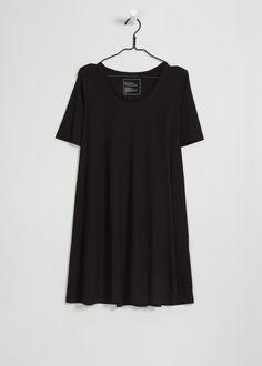 kowtow - 100% certified fair trade organic cotton clothing - Building Block Swing Dress