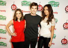 We love our PLL cast!   Pretty Little Liars   ABC Family