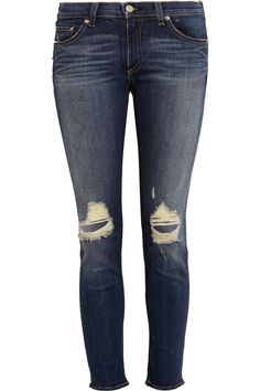 Rag & bone distressed jean
