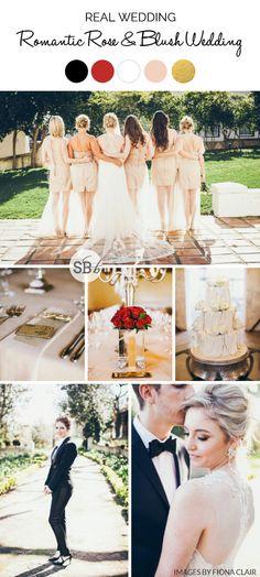 Romantic Rose & Blush Wedding by Fiona Clair | SouthBound Bride | http://www.southboundbride.com/romantic-rose-blush-wedding-at-diamant-estate-by-fiona-clair-simone-and-matt