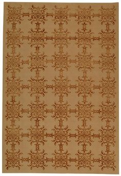 Area rug MSR5932C-Tracery is part of the Safavieh Martha Stewart Rugs collection. Shapes available: Large Rectangle Rug, Runner Rug, Small Rectangle Rug, Medium Rectangle Rug.