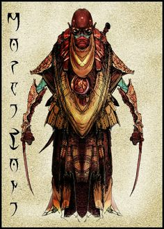 Morrowind concept art