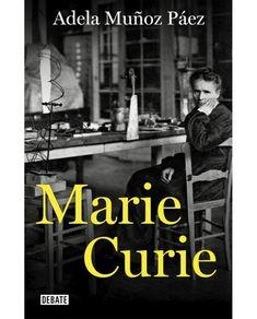 Marie Sklodowska, tambien conocida como Marie Curie, fue la primera mujer en recibir un premio Nobel y la primera científica en ser reconocida universalmente. Esta apasionante biografía nos hará descubrir con nuevos ojos la vida de una científica extraordinaria que, todavía hoy, sigue suscitando una inmensa fascinación. PINCHANDO EN LA IMAGEN SE ACCEDE AL CATÁLOGO. Marie Curie, Dian Fossey, Malala Yousafzai, Billie Holiday, Book Suggestions, I Love Books, Company Logo, Reading, Movie Posters