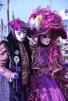 Mask Carnival by Paulo Bulbol, via Flickr