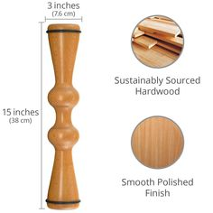 Wooden Back Roller & Massager | Self Back Massage Tools – Body Back Company Muscle Spasms, Muscle Pain, Self Back Massage, Migraine Pain, Lower Back Pain Relief, How To Relieve Headaches, Massage Tools, Massage Roller, Muscle Recovery