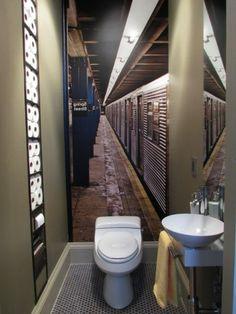 8 clevere und kreative Wege für die Einrichtung eines kleinen Badezimmers