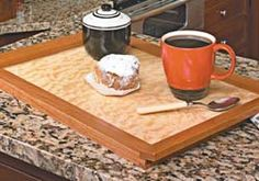 Woodsmith Serving Tray Plans