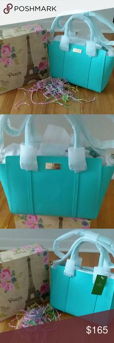 BNWT Kate Spade Arbor Hill Alston purse GORGEOUS mint color, leather bag. Perfect for Spring and Summer. SOLD OUT IN STORES! **FROM FULL PRICE STORE, NOT OUTLET** please note -- ALL of my listings are authentic. kate spade Bags Satchels