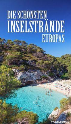 """Die Leser des """"Condé Nast Travelers"""" haben entschieden und die zwölf schönsten Inselstrände Europas mit dem Readers' Choice Award ausgezeichnet. Erstaunlich: Eine deutsche Strandschönheit hat es sogar auf Platz 3 geschafft."""
