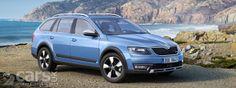 2014 Skoda Octavia Scout revealed ahead of #Geneva Motor Show debut > #SIAG >