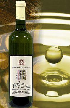 Pálava wine from South Moravia, Czechia #wine #Czechia #Moravianwine