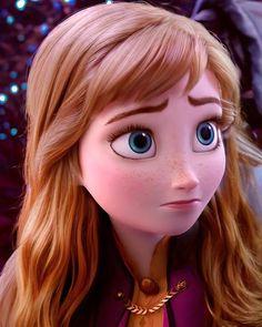 Frozen And Tangled, Frozen Movie, Frozen Princess, Anna Frozen, Anna Disney, Disney Girls, Disney Frozen, Disney Art, Disney Icons