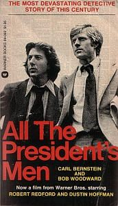 """All the President's Men (1976) The film that launched a thousand journalism school students, All the President's Men chronicles how the work of reporters Bob Woodward and Carl Bernstein contributed to the public downfall of President Richard M. Nixon. The duo connected a Washington, D.C., hotel break-in with a Nixon """"dirty tricks"""" team assigned to discredit Democratic rivals, launching a series of tense events that forced Nixon to resign.Dustin Hoffman, Robert Redford, Jack Warden...4"""