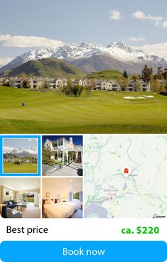 Millbrook Resort (Arrowtown, New Zealand) – Book this hotel at the cheapest price on sefibo.