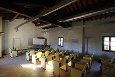 L'Olivo Italiano - Una delle Aule presso l'Antico Spedale del Bigallo - Bagno a Ripoli - Firenze http://www.lolivoitaliano.it/