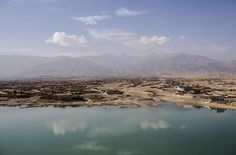 A view of Qargha Lake near Kabul, on November 8, 2012. Qargha Lake is a popular destination for swimming and boating. The Spojmai Hotel located on the banks of Lake Qargha was attacked by the Taliban in June 2012. (Daniel Berehulak/Getty Images)