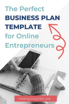 Every business plan I could find was super formal or a single sheet template that was basically worthless. I needed something that would force me to think about my business in new ways. To set goals. And to make a plan for how I was going to accomplish everything I wanted to do. I didn't want to simply dream. I wanted to turn those dreams into reality through action.Since I couldn't find the plan I needed, I created it! A business plan template that's built specifically for online entrepreneurs. Online Business Plan, Business Plan Template, Business Planning, Business Tips, Blog Post Template, Business Organization, Online Entrepreneur, Blog Writing, Marketing Plan