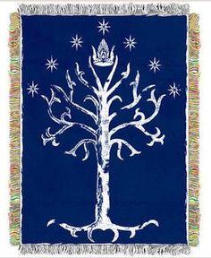 White Tree Of Gondor Symbol