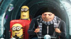 Steve Carell as 'Despicable Me's' Gru