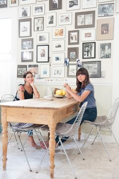 the home of Jess Brown http://www.mothermag.com/jess-brown/