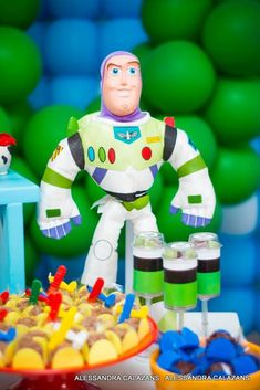 Toy Story 3 Party Full of Awesome Ideas via Kara's Party Ideas | KarasPartyIdeas,com #ToyStoryParty #Party #Ideas #Supplies (3)