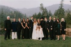 Riley's wedding