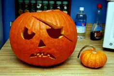 pumpkin carving idea #pumpkins #carving #halloween