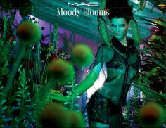 MAC Moody Blooms Collection for Summer 2014