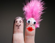 the odd finger couple