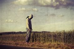 unsuccesful scarecrow