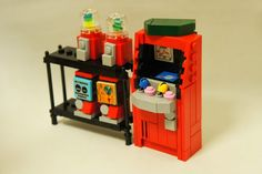 Lego Toy Machines