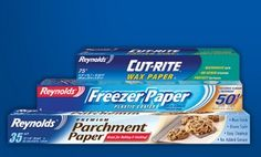 #Coupon - Save $1 on Reynolds Products