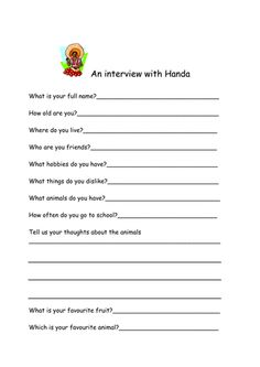 Handa's Surprise Teaching Resources for Year 1