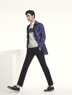 Park Hae Jin - Mind Bridge Spring 2015