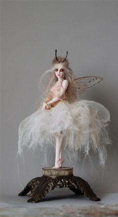 """A Midsummer Nights Dream Shakespeare Faerie """"Cobweb"""" by Nicole West just.... stunning. I don't even.... just wow."""