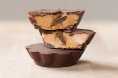 Gluten free, Dairy free, Soy free Peanut Butter Cups! Done and done.