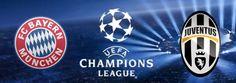 Football Streaming, Stream Live, Football Match, Uefa Champions League, Juventus Logo, Team Logo, Bavaria