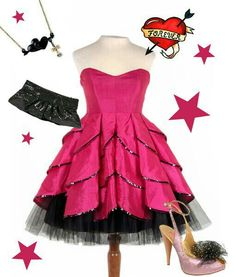I want this dress for my 5th grade dance.
