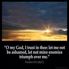 Psalms 25:2