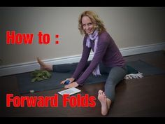 How to Do Wide-Legged Seated Forward Fold in Yoga