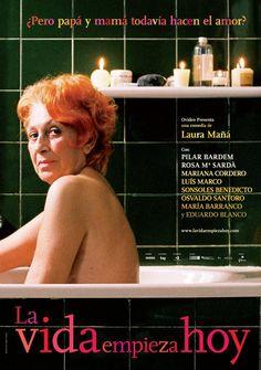 La vida empieza hoy (2010) España. Dir: Laura Mañá. Drama. Vellez. Sexualidade - DVD CINE 2382