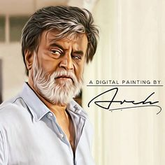 A Digital Painting By Arch @arunchatlani Digital Painting For @rajinikanth_official  #Art #Artist #DigitalArt #Painting #Like #Amazing #Awesome #Follow #FollowMe #PhotoOfTheDay #ArtOfTheDay #InstaLike #InstaDaily #InstaGood #InstaFollow #Instago