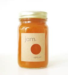 Blenheim apricot jam : limited quantity jam from a rare variety..covet it!