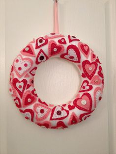 Etsy Felt Wreath Inspiration $56.51