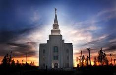 Beautiful picture of the new Kansas City LDS Temple 2012