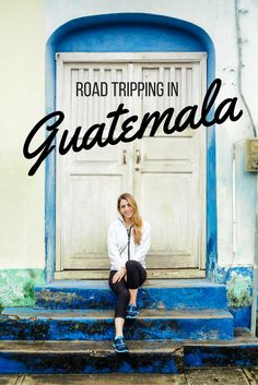 And island town in a lake, ancient Mayan ruins, monkeys and exotic birds- all things you see when taking a road trip to Flores and Tikal in Guatemala! The Antisocialite Coban, Tikal, Santa Lucia, Livingston, Travel Advice, Travel Tips, Travel Ideas, Tulum, Costa Rica Travel