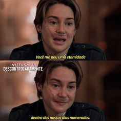 A Culpa é das Estrelas Tv Quotes, Movie Quotes, Series Movies, Movies And Tv Shows, Mr Robot, Kids On The Block, The Fault In Our Stars, John Green, Romantic Movies