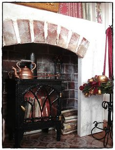 Shabby, Miniatures, Dollhouses, Places, Minis, Room, Shops, Fire, Home Decor